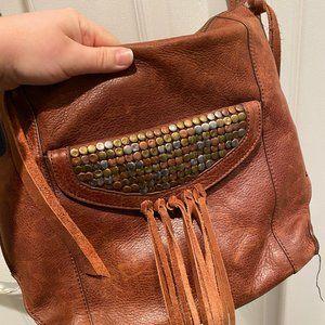 Lucky Brand Bags - Lucky Brand | Fringe Crossbody Bag w/ Metal Detail